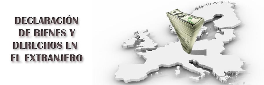 Declaración de bienes en el extranjero – DESACTUALIZADO