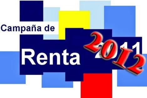 Medidas para planificar la renta 2012