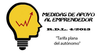 Medidas de apoyo al emprendedor (II) – «Tarifa plana» de seguridad social