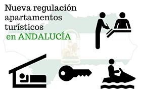 Alquileres turísticos en Andalucía